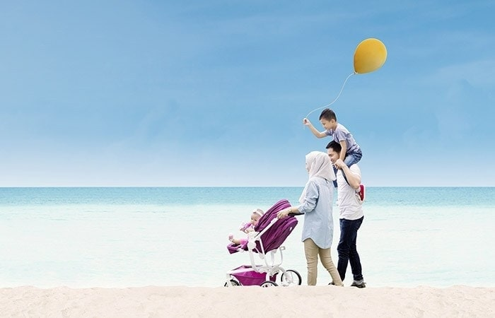 all inclusive halal beach vacation